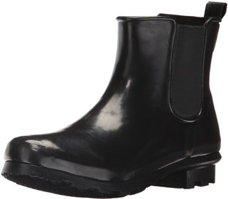 Western Chief Women's Ankle Rain Bootie Boot