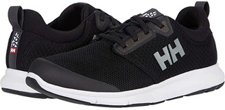 Helly Hansen Feathering (Black/White) Men's Shoes
