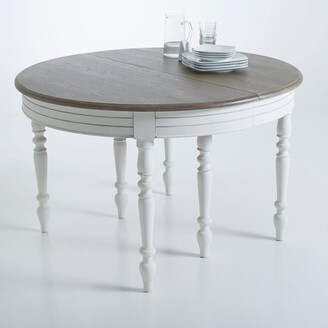 La Redoute Interieurs EULALI Extendable Pine Dining Table (4-12 Seats)