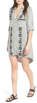 Raga Women's Tillie Embroidered Shirtdress