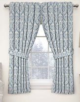 Waverly 15421052084CRF Damask Window Curtain