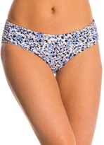 Michael Kors Swimwear Chiltington Shirred Hipster Bottom 8142798