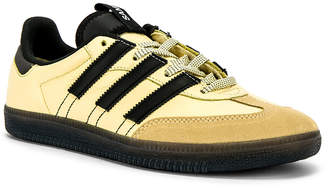 adidas Samba OG MS in Easy Yellow & C Black & FTW White | FWRD