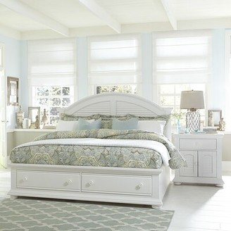Beachcrest Home Dickens Headboard Size: King