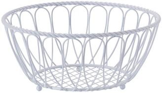 Mikasa 10-in. Rope Basket