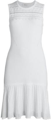 Bailey 44 Evalina Lace Eyelet A-Line Dress