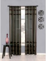 Umbra Mesh Rod-Pocket Curtain Panel
