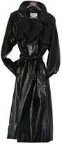 Saint Laurent Black Trench coat