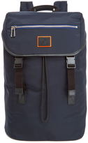 Ps By Paul Smith Nylon Long Rucksack Black