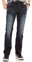 Buffalo David Bitton Evan-X Handsanded Slim-Fit Jeans