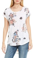 Women's Two By Vince Camuto Bouquet Whimsy Burnout Tee