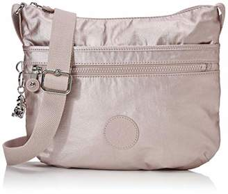 Kipling Women's Arto Shoulder Bag, 29 x 26 x 4 cm Brown Size: UK