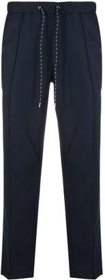 Michael Kors Drawstring Waist Ankle Grazer Trousers