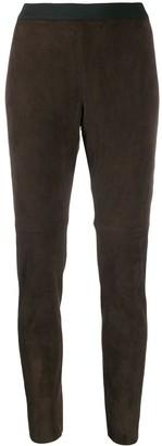 P.A.R.O.S.H. elasticated waist leggings