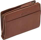 Joules Wyton Leather Wallet - Chestnut