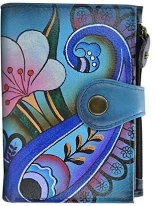 Anuschka Anna by Wallet | Genuine Leather |