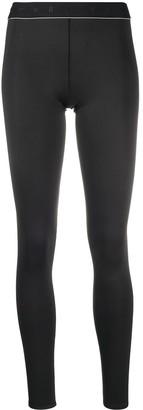 Reebok x Victoria Beckham Logo Waistband Leggings