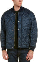 Burberry Persham Quilted Bomber Jacket