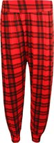WearAll Women's Plus Size Printed Harem Trousers - US 14-16 (UK 18-20)