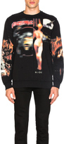 Givenchy Cuban Fit Heavy Metal Sweatshirt