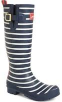 Joules 'Welly' Print Rain Boot (Women)