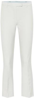 S Max Mara Umanita stretch-cotton twill pants