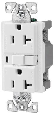 20-Amp GFCI Duplex Outlet Northlight Seasonal