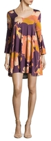 Rachel Pally Jethro Printed Mini Dress