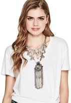 GUESS Lilith Statement Necklace
