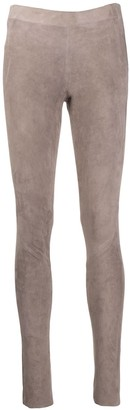 Incentive! Cashmere Side Zip Leggings