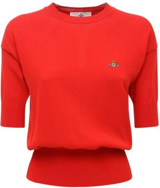 Bea Cotton Knit Top