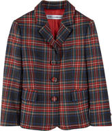 Dolce & Gabbana Tartan new wool jacket