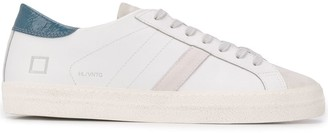 D.A.T.E Low-Top Lace Up Sneakers