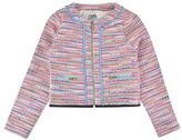Karl Lagerfeld Children Girls Tweed Jacket
