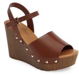 Callisto Women's Sadler Wedge Sandal
