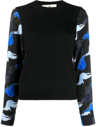 Marni x Bruno Bozzetto round neck sweater