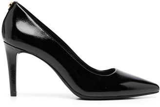 MICHAEL Michael Kors Dorothy Flex patent-leather pumps