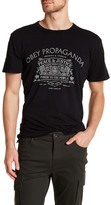 Obey Search And Create Graphic Crew Neck Tee