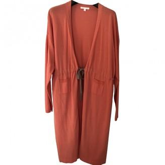 Paule Ka Orange Cotton Knitwear for Women