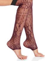 La Perla Orizzonte Over-The-Knee Tights
