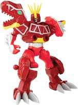 Power Rangers Mix N Morph Dino Charge Red Ranger and T-Rex Zorn Action Figure Pack