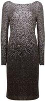 Mint Velvet Ombre Sequin Midi Dress