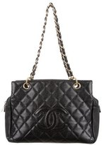 Chanel Caviar Petit Timeless Tote