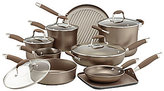 Anolon Advanced Umber Hard-Anodized Nonstick 14-Piece Cookware Set