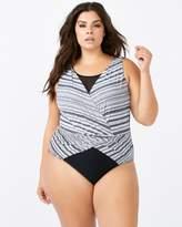 Penningtons Sea - Printed One-Piece Swimsuit