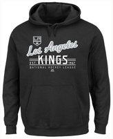 Majestic Men's Los Angeles Kings Intense Defense Hoodie