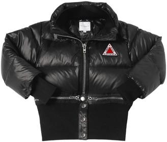 Givenchy Nylon Puffer Bomber Jacket