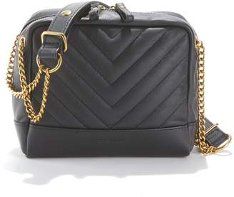 Nat & Nin Rio Quilted Leather Bag with Shoulder Strap
