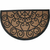 Asstd National Brand Panama Scroll Doormat - 18X30