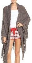 Make + Model Sweater Wrap
